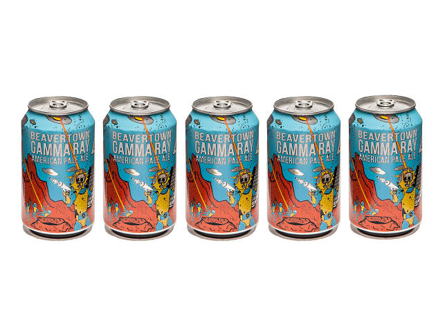 London's best craft beer, Beavertown Gamma Ray