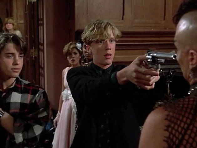 Movies never to watch when planning a party, weird science