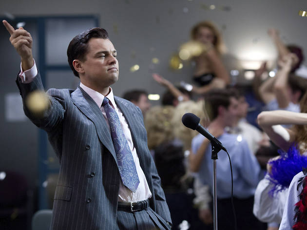 Movies not to watch if you're planning a party, wolf of wall street