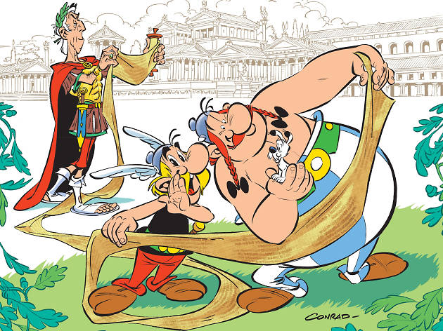 An Evening with the Asterix Creative Team