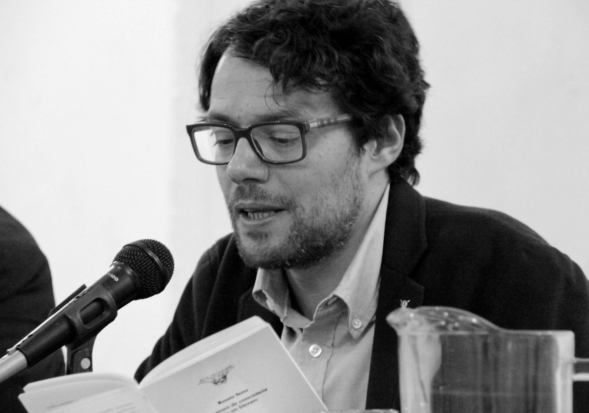 Fabrizio Cossalter de Ai Trani Editores