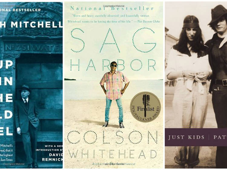 The best NYC authors of all time