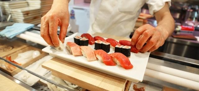 東京を創訳する 第10回『鮨の謎 2ーファーストフード』
