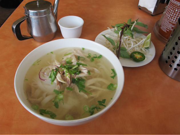 Pho Phu Quoc PPQ Beef Noodle House, one of the best pho restaurants in San Francisco