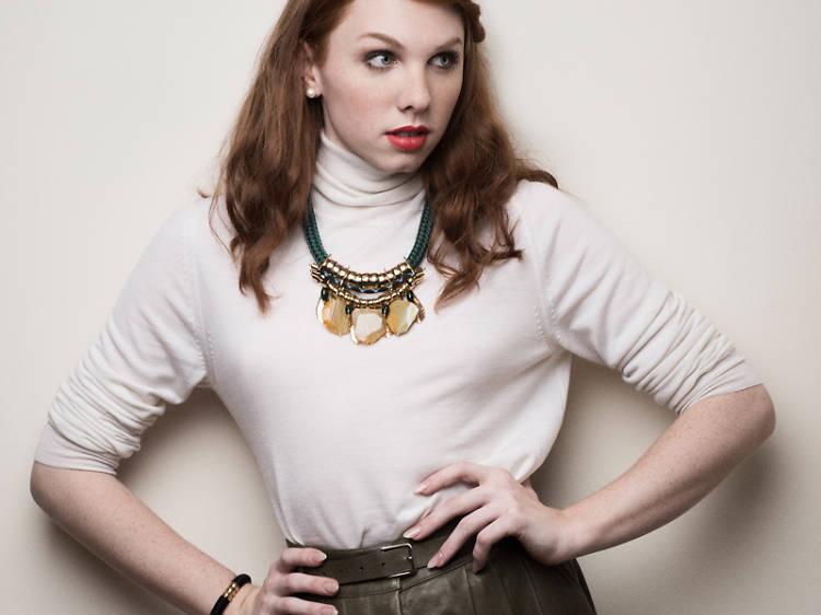 Evalyn Jake, model