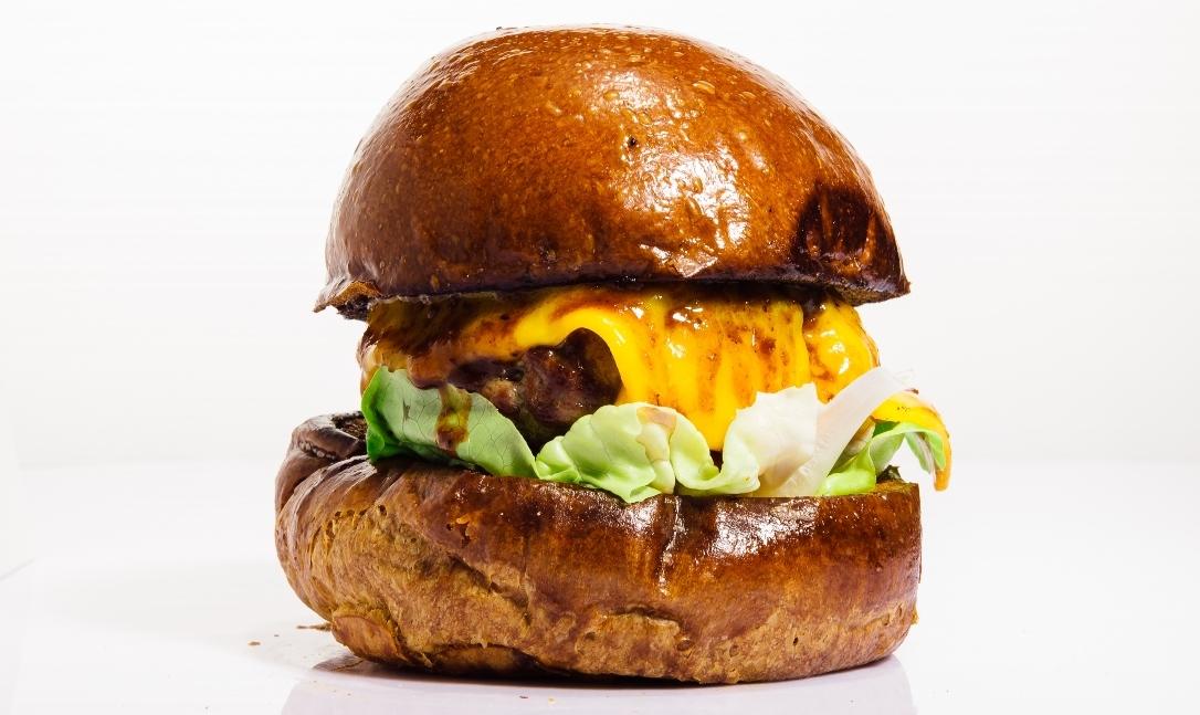 Fullblood Wagyu Burger