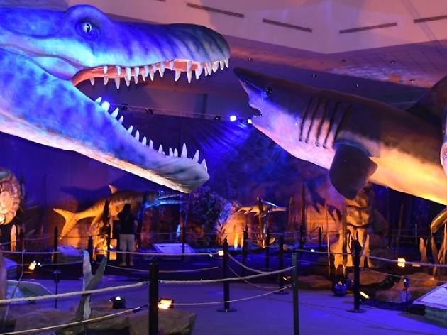 Monsters of the Sea Exhibition