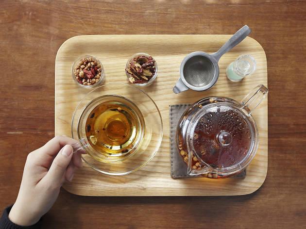 차 한 잔의 위로