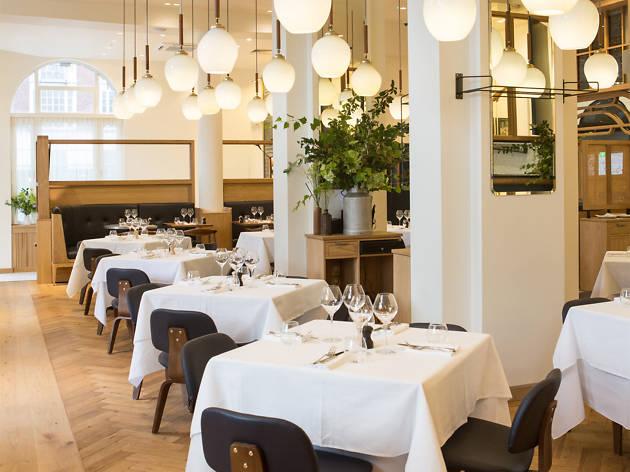 vegan restaurants in london, modern pantry