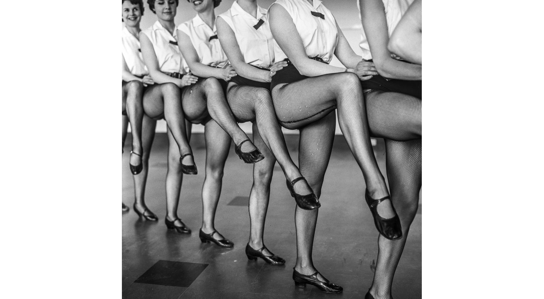 Tiller Girls, 1962