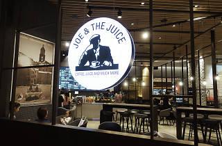 조앤더주스 현대백화점 판교점 식품관