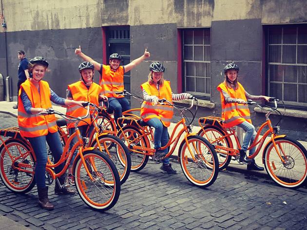 Lazy Bike Tours