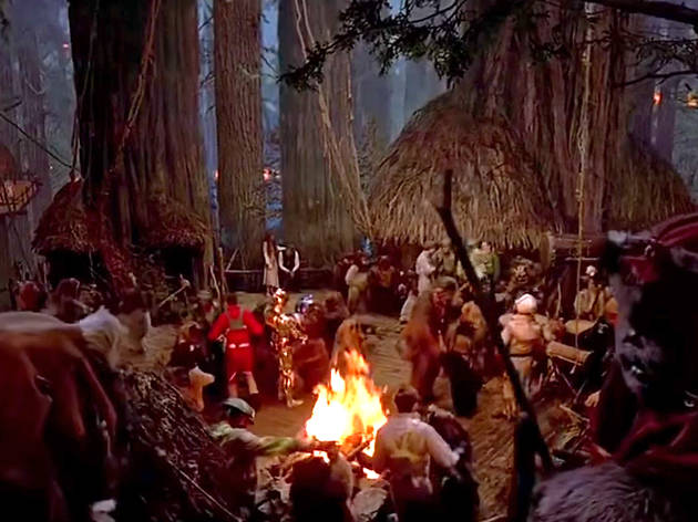 Films you should never watch when planning a party, star wars