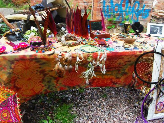 Photo of stall by La Luna Gypsy
