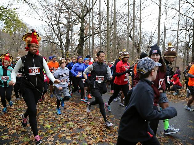 Prospect Park Track Club Turkey Trot