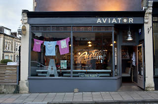 The Aviator Bar