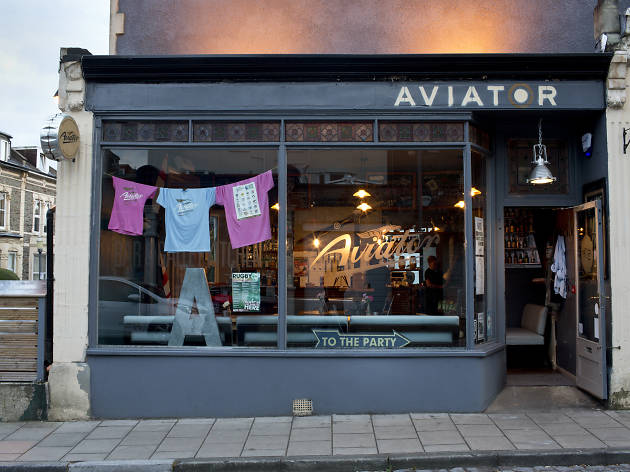 The Aviator Bar