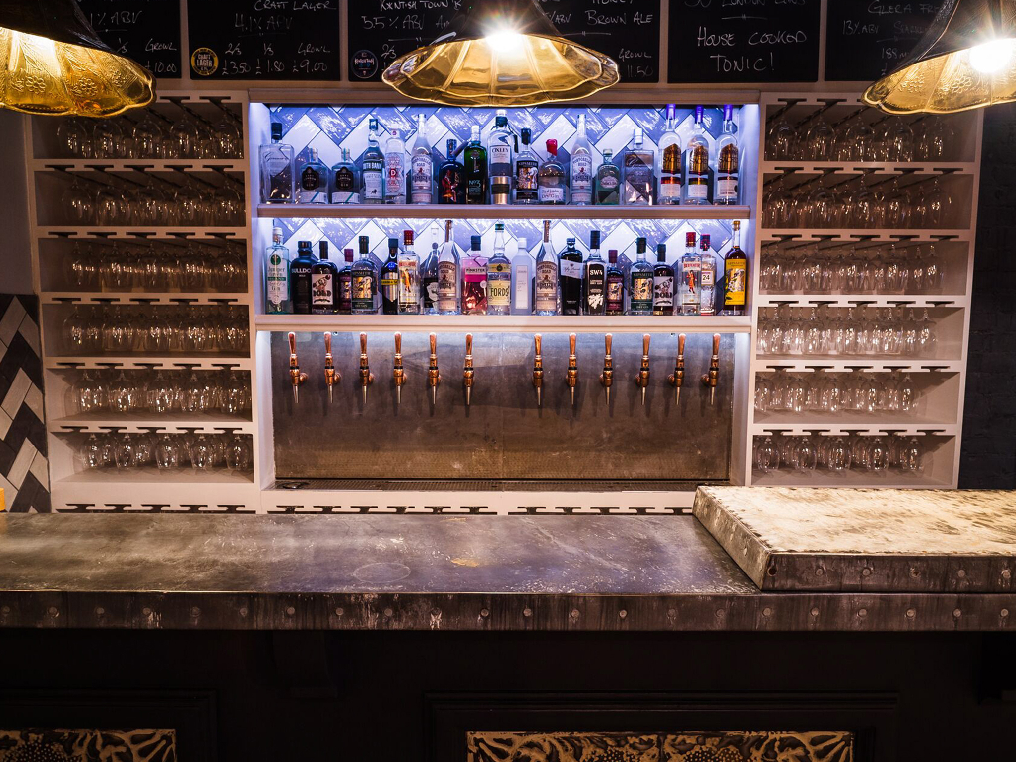 best craft beer bars in london, arbitrager