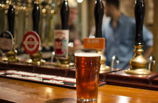 best craft beer bars in london, finborough arms