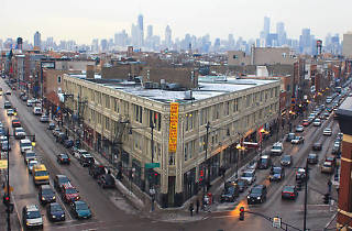 Has Wicker Park become the new Wrigleyville?