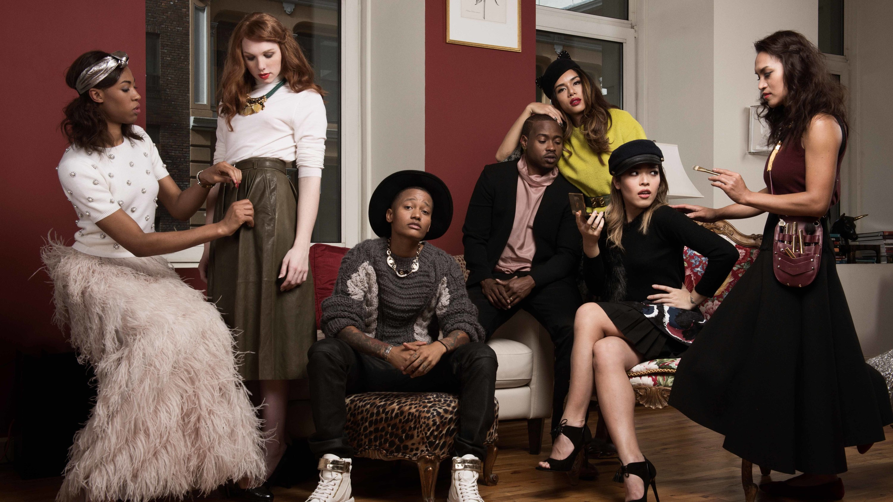 NYC's first exclusively transgender modeling agency is taking runways by storm