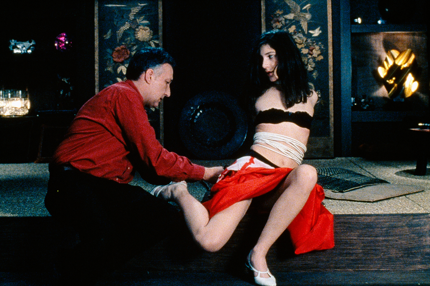 Seven sex scenes in movies that might be real sex
