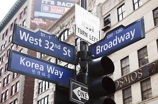 Koreatown, NYC