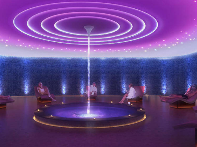 Find a great Korean spa in NYC