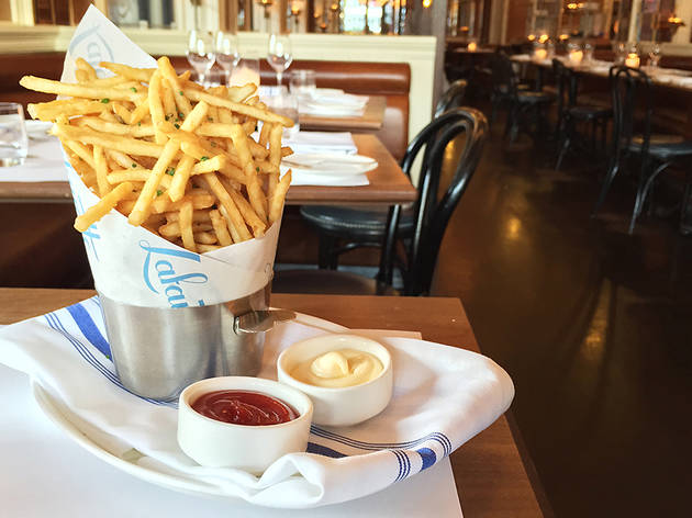 Lafayette fries pommes frites