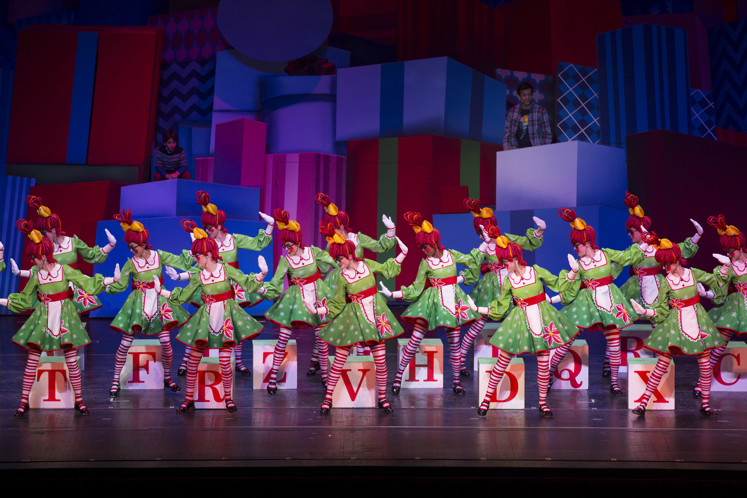 Christmas events for kids in NYC
