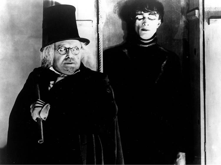 El gabinete del Dr. Caligari (Robert Wiene, 1920)