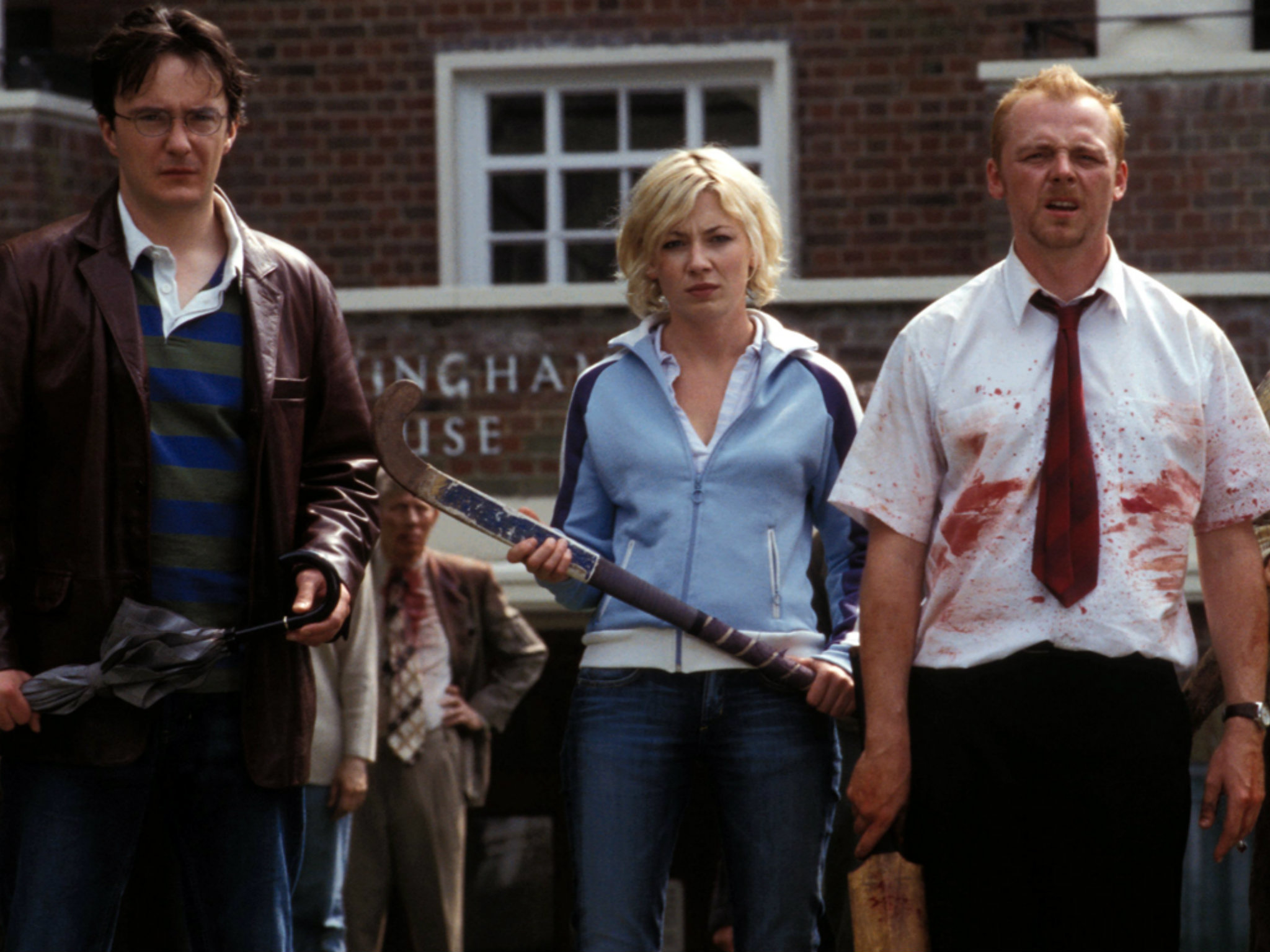 Shaun of the dead (Edgar Wright, 2004)