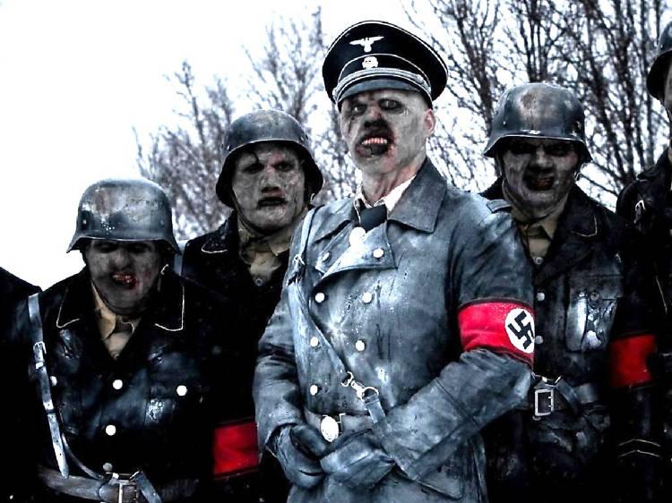 Zombis nazis (Tommy Wirkola, 2009)