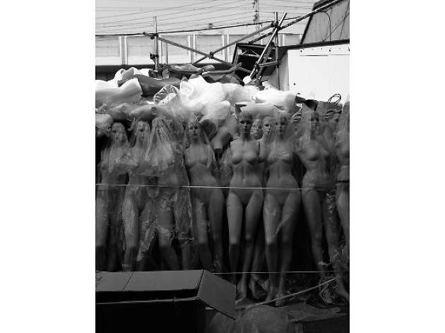 林雅之写真展 the secret life of mannequins