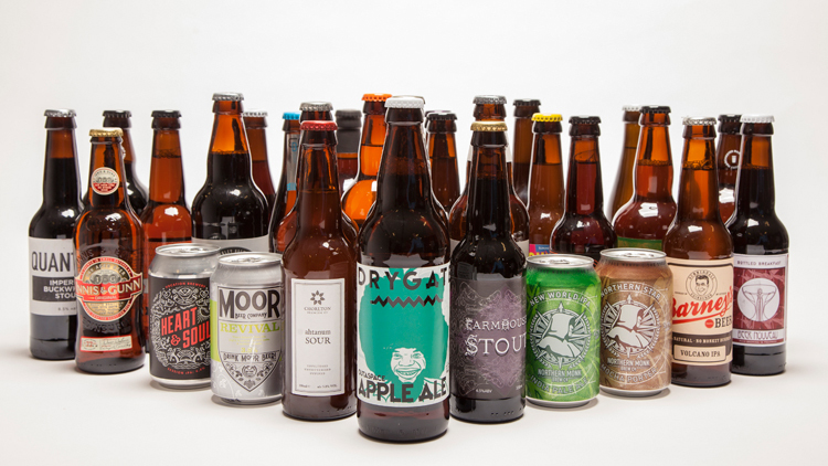 Five of Edinburgh's best craft beers