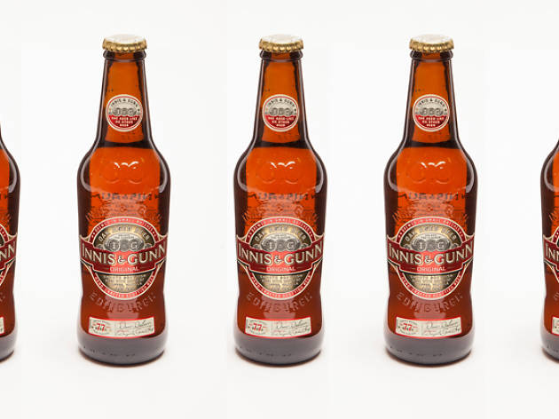 Innis & Gunn - Original Oak Aged Beer (6.6%)