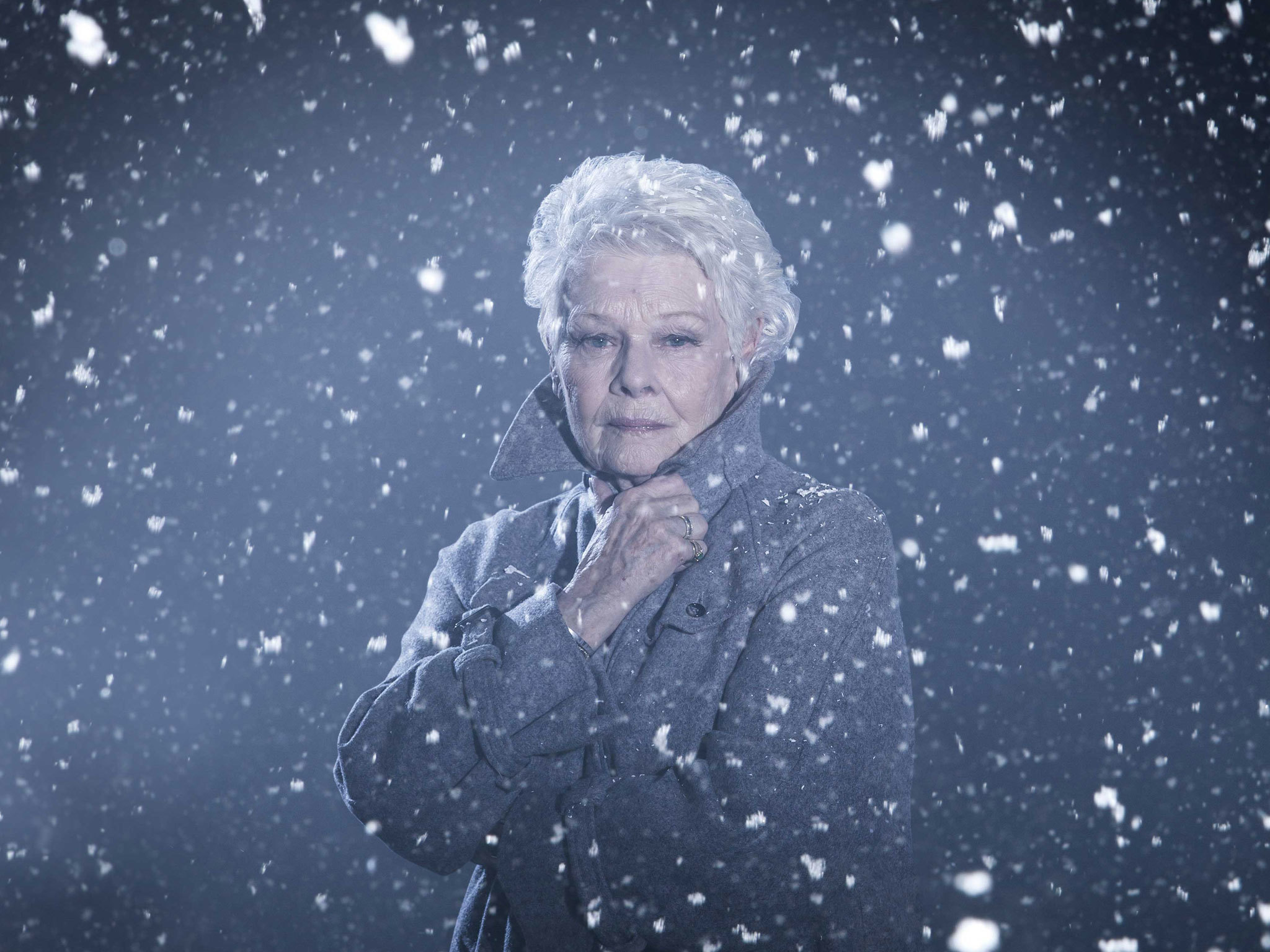 Dame Judi Dench on retirement, Star Wars rumours and Jeremy Corbyn