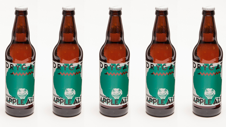 drygate outaspace apple ale