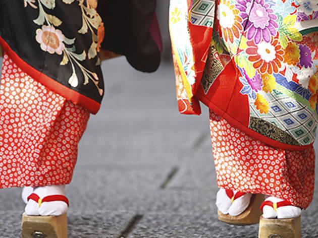 東京を創訳する 第7回『キモノの謎』