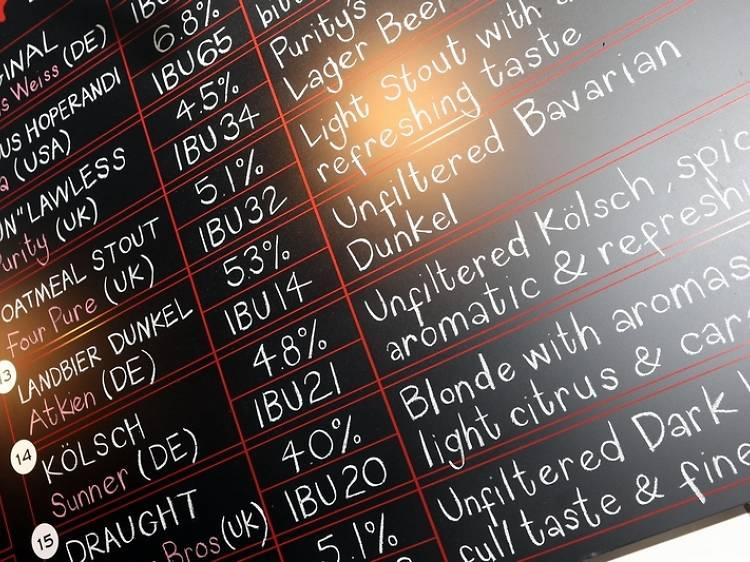 The best craft beer bars in Birmingham