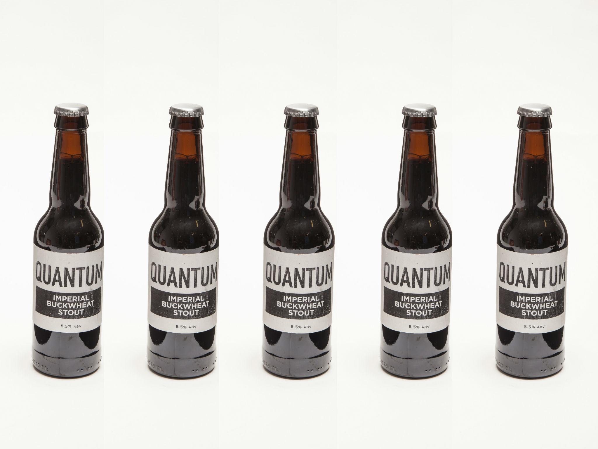 Quantum – Imperial Buckwheat Stout (8.5 percent)