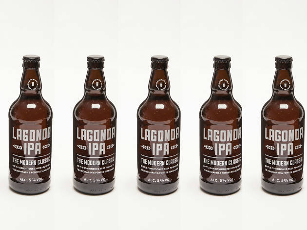 Marble Brewery – Lagonda IPA (5 percent)