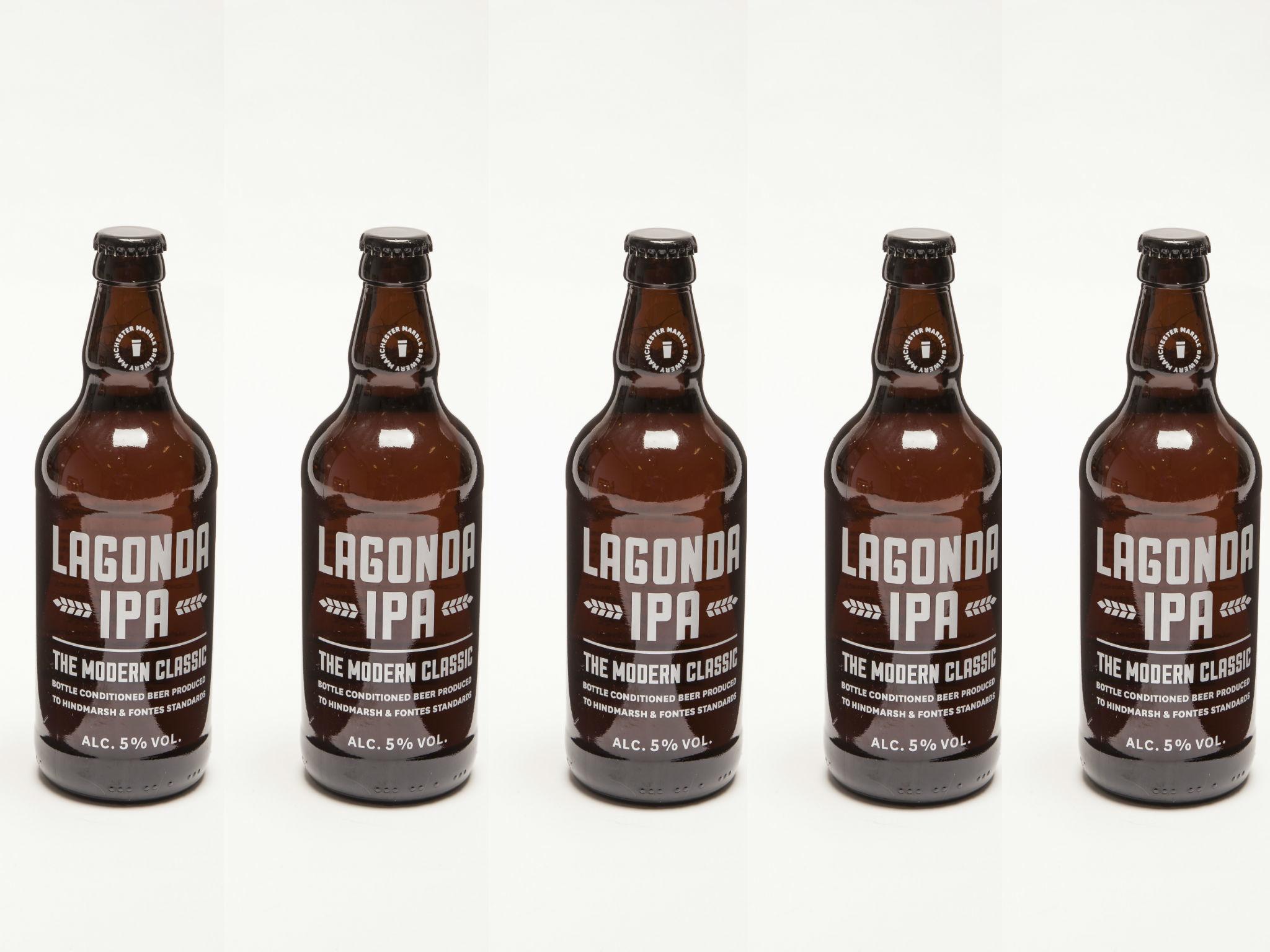 Marble Brewery – Lagonda IPA