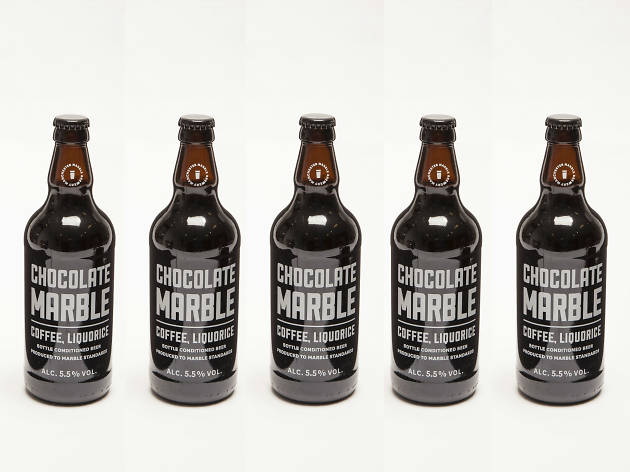 Marble Brewery – Chocolate Marble (5.5 percent)