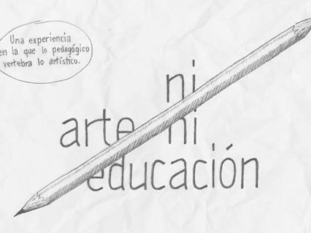 Ni arte ni educación
