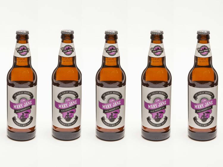 Ilkley Brewery – Mary Jane (3.9 percent)