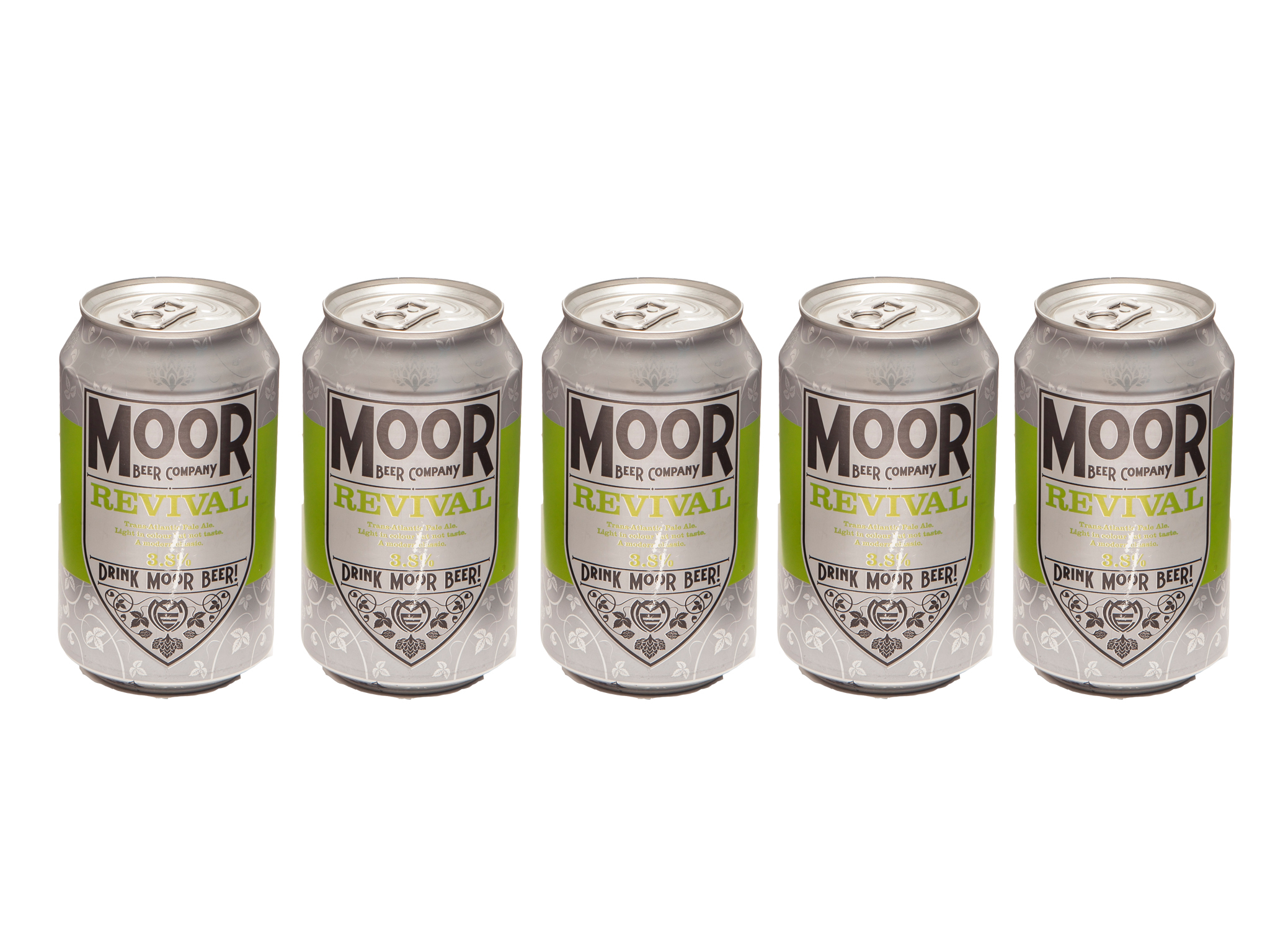 Moor Beer Company - Revival