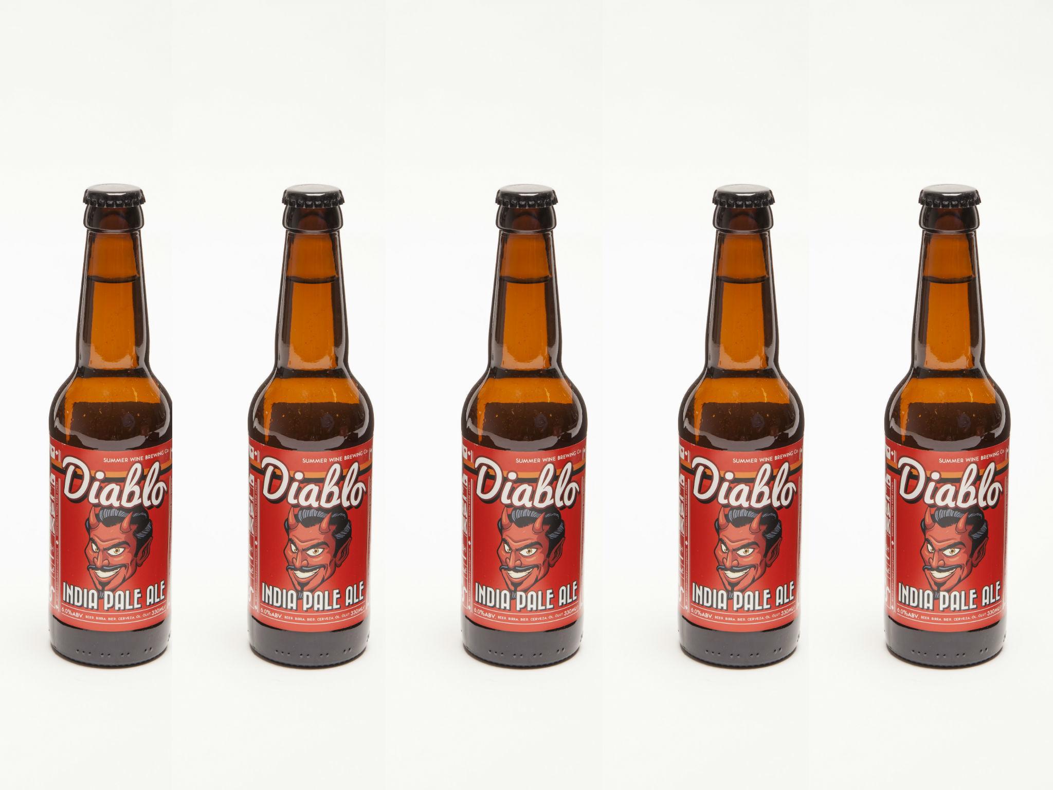 Summer Wine Brewing Co – Diablo