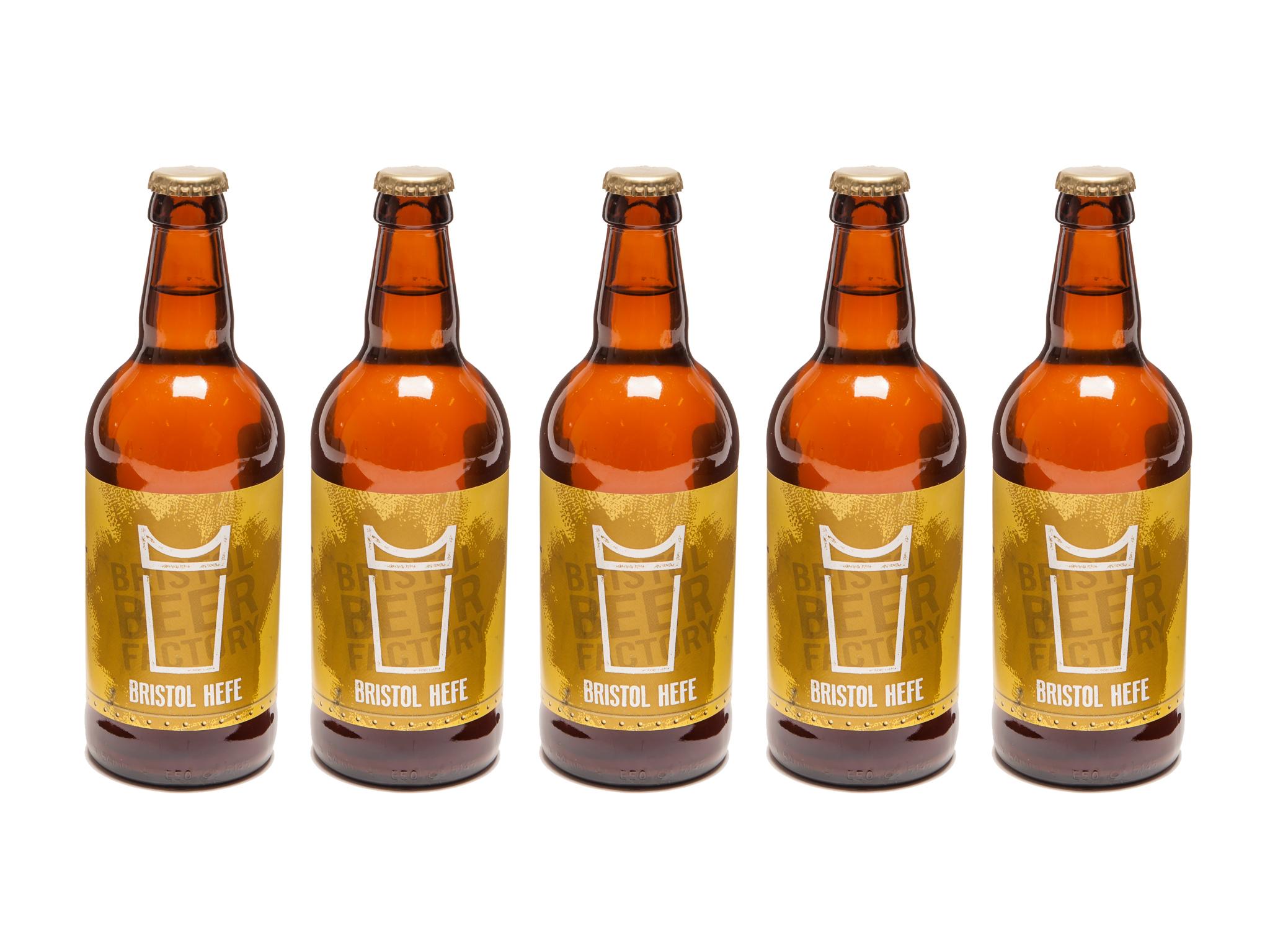 Bristol Beer Factory - Bristol Hefe