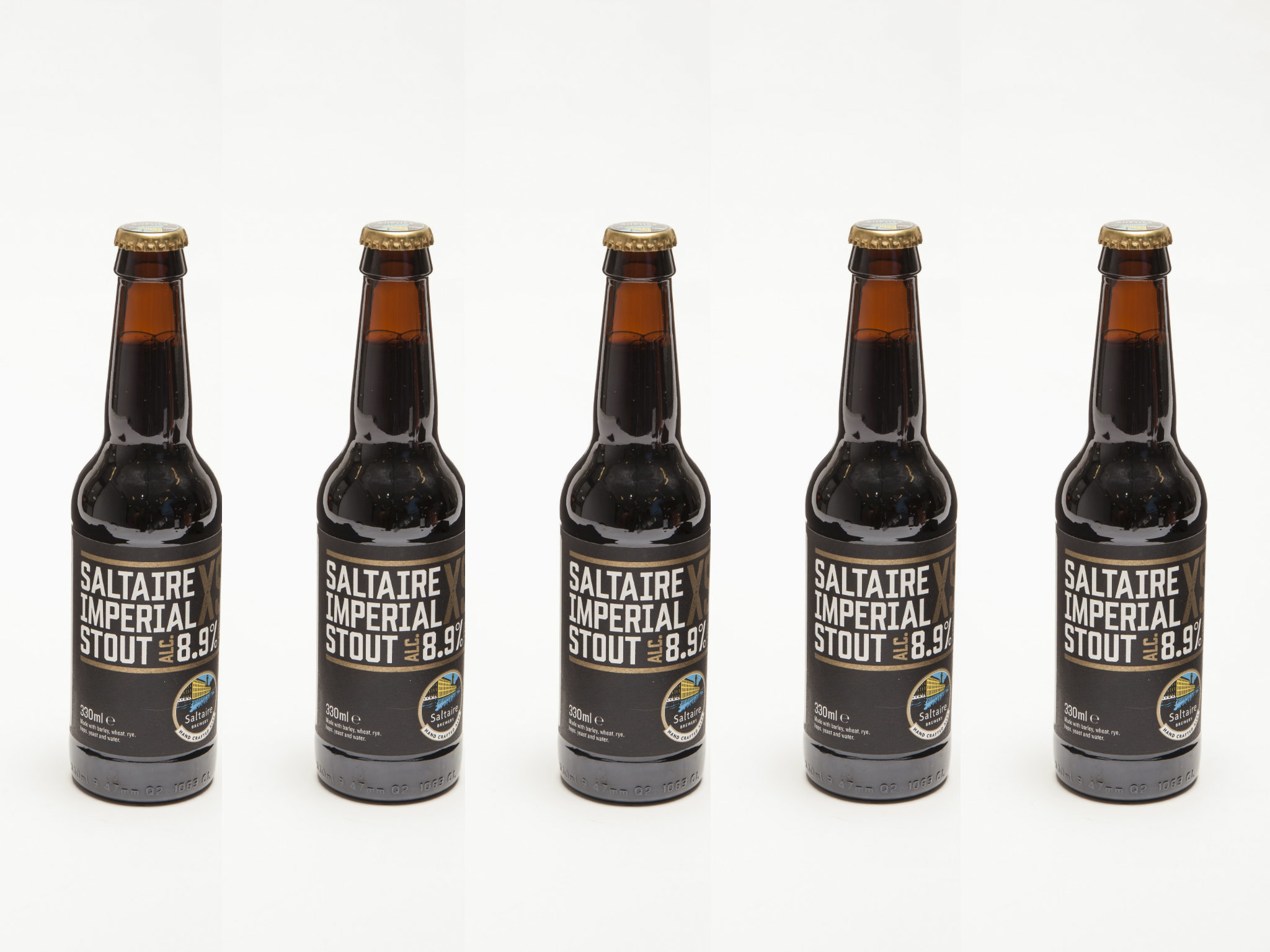 Saltaire Brewery – Saltaire XS Imperial Stout (8.9 percent)